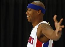 Caron Butler - Detroit Pistons